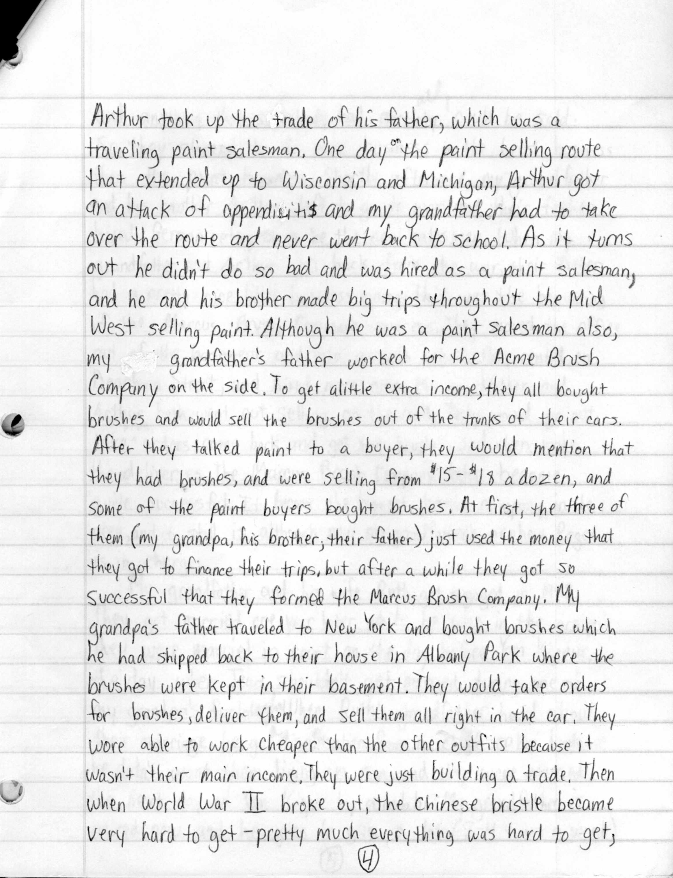 daughter essay mother relationship