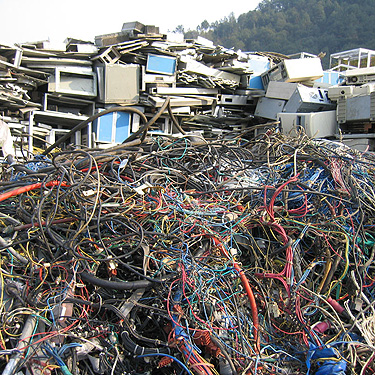 e-waste, Heavy metals, Surface dust, Risk assessment - Scientific