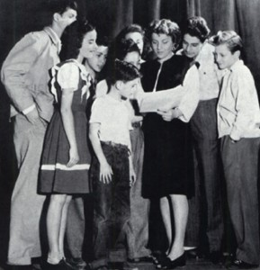 Viola Spolin and kids